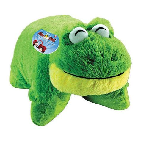 Best Pillow Pets by Pillow Pets Wees Frog Best Pet Pillow