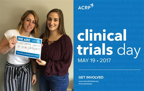 association of clinical research professionals acrp business card template celebrating international clinical trials day on may 20th