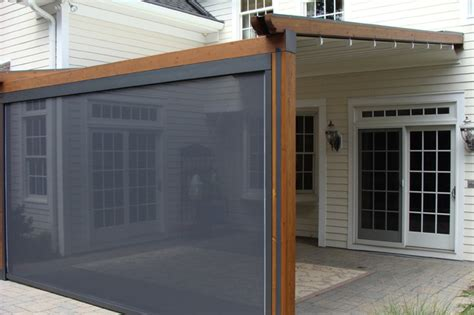 Retractable Pergola Awnings by Residence Northern Nj Retractable Pergola