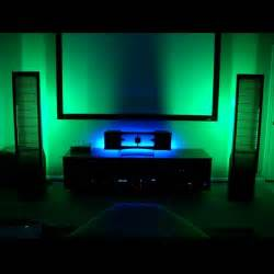 house lighting blue home theater led lighting kit 6 flexible led strips