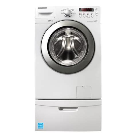 samsung front load washing machine detergent dispenser samsung wf241anw xaa 3 5 cuft front load washer 8 cycles