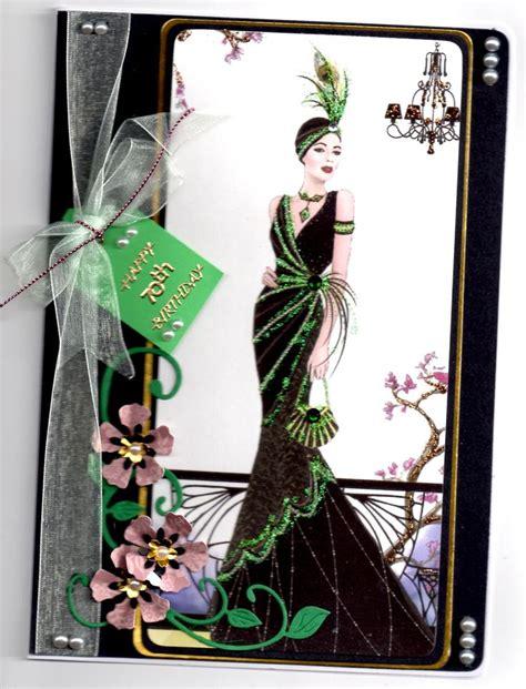 art deco lady l 70 best art deco cards images on pinterest art deco