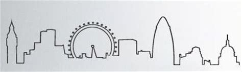 simple tattoo london london skyline outline if i got a tattoo my style
