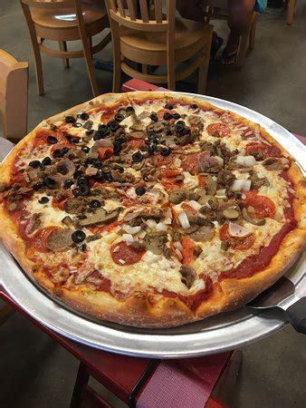 Pizza Garden City by Gino S Real New York Pizza Garden City Omd 246 Om