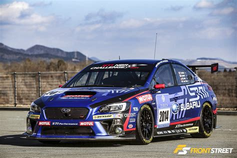 is a subaru a car feature subaru wrx sti nbr 24 hour challenge 2014 race
