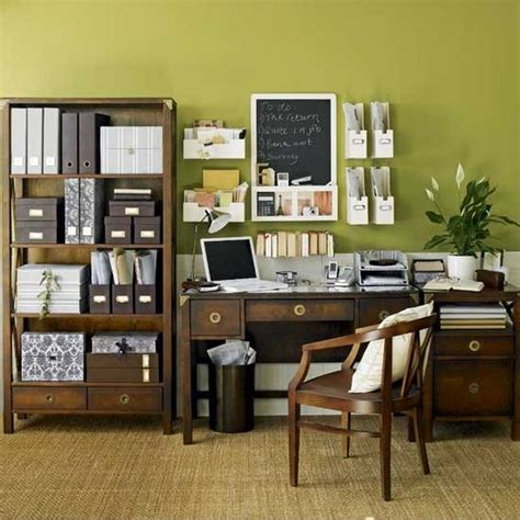 decorating ideas for home office 30 home office interior d 233 cor ideas