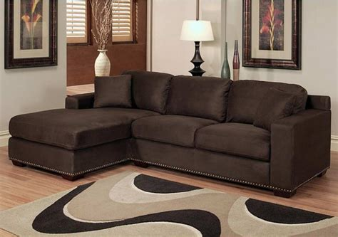 chocolate brown sectional sofa with 18 chocolate brown sectional sofa carehouse info