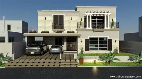 home architect design in pakistan 3d front elevation com 1 kanal spanish house design plan