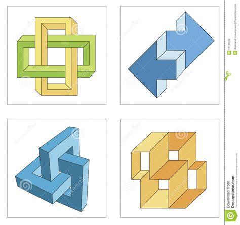 ilusiones opticas figuras imposibles diversas ilusiones 243 pticas de objetos imposibles im 225 genes