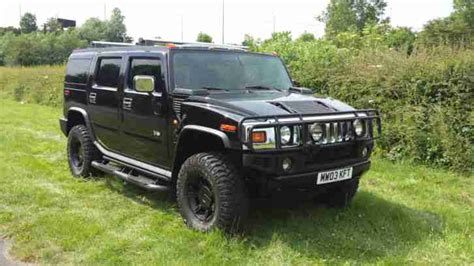 hayes auto repair manual 2003 hummer h2 electronic toll collection hummer h2 american luxury 4x4 2003 in stealth black with 12 months