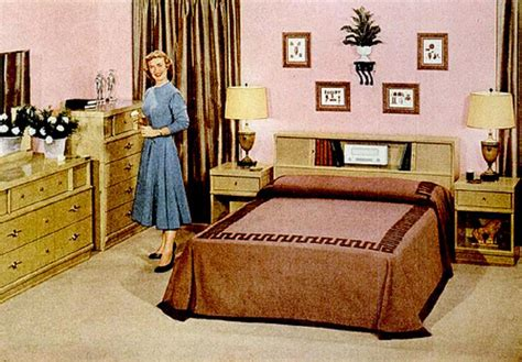 1950s style bedroom the history of the bed mattress and bedroom