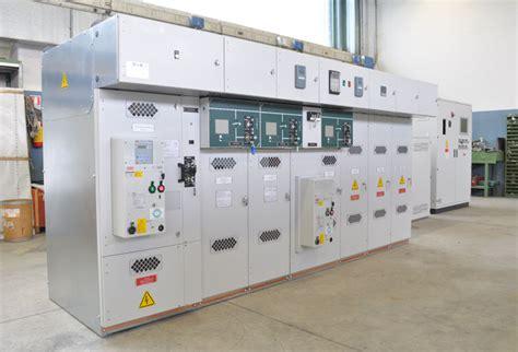 cabine elettriche media tensione quadri di media tensione protetti e blindati