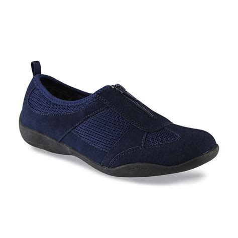 cobbie cuddlers s della navy casual sneaker shoes