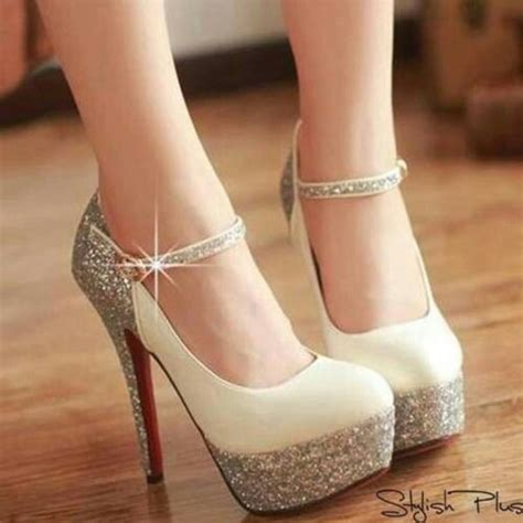 pretty high heels for shoes white high heel beautiful wheretoget