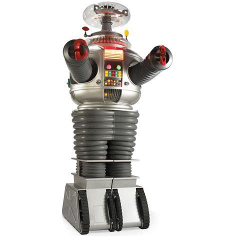 the international research robot hammacher schlemmer the genuine lost in space b 9 robot hammacher schlemmer