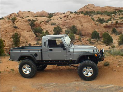 jeep pickup brute sources say jeep pickup truck coming for 2012 ford