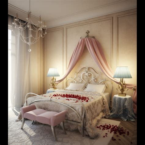 brilliant romantic bedroom images    home decor