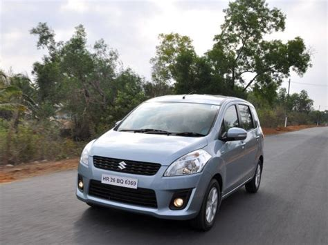 news maruthi eritiga  car  price lac lac