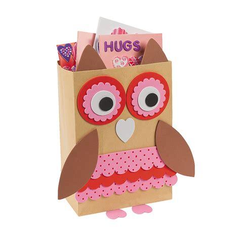 valentines card holder box card holder craft kit trading