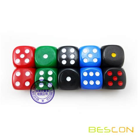 19mm Dice china dice 3 4 quot 19mm with custom printing