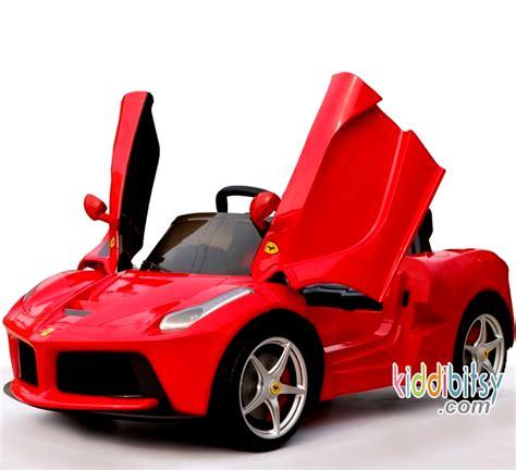 Harga Spare Part Mobil Mainan Aki by Jual Laferrari Rastar Lisensi Mobil Aki Mainan