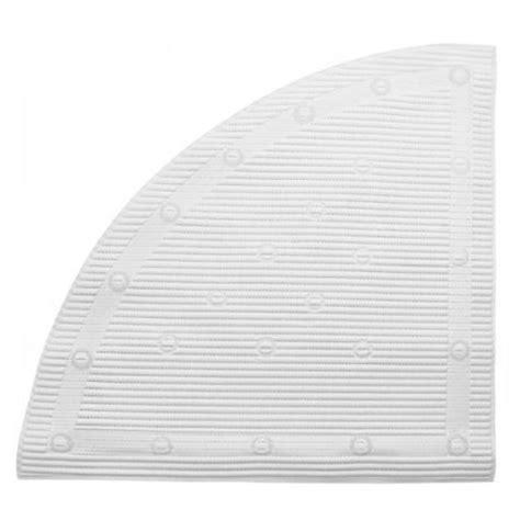 quadrant anti slip shower mat at plumbing co uk