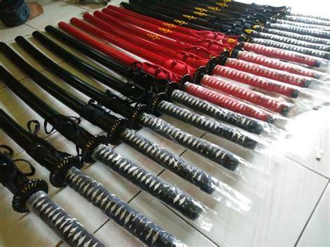 Pedang Samurai Katana Kill Bill Ps36 2 pabrik pedang katana samurai senjata silat jual buat export katana kill bill