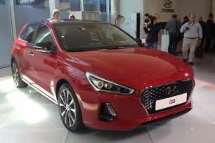 Hyundai Frs Unveiled 2017 Hyundai I30