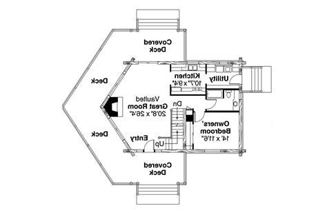 A Frame Home Floor Plans by A Frame House Plans Stillwater 30 399 Associated Designs