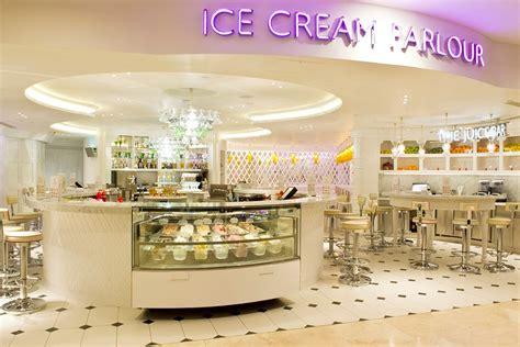 Best House Gifts by Ice Cream Parlour Restaurants Harrods Com