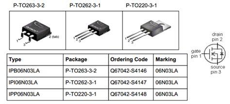 datasheet transistor mje15033 06n03la datasheet optimos 2 power transistor infineon