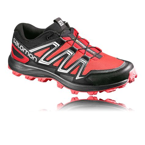 soloman shoes salomon speedtrak s trail running shoes 44