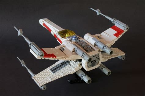 best x wing model this is the best lego x wing model gizmodo australia