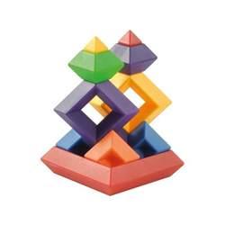 jeu de construction pyramides 3d mat 233 riel p 233 dagogique