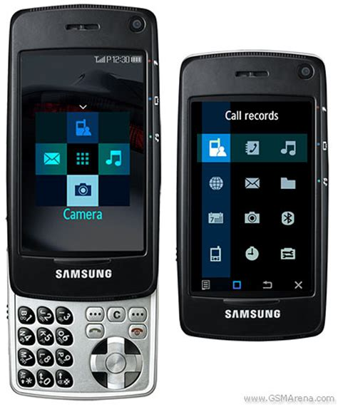 Hp Samsung Keypad samsung f520 pictures official photos