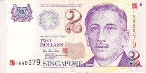 new year notes singapore paper limited edition singapore millennium 2 dollar