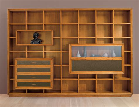 modular wall units gio comp 7 contemporary italian designer modular wall unit bookcase