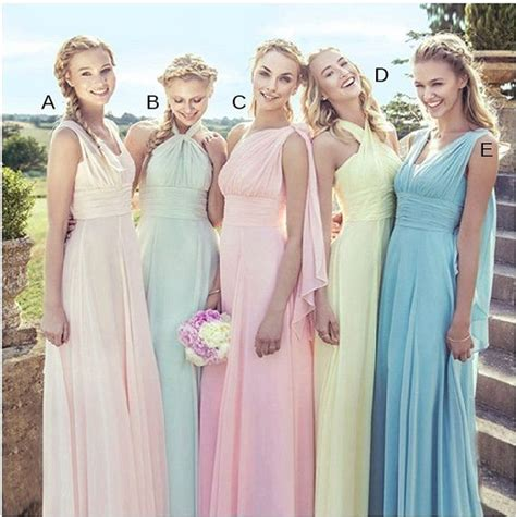 Calling All Bridesmaids Can You Beat This Dress by 25 Best Ideas About Pastel Bridesmaid Dresses On