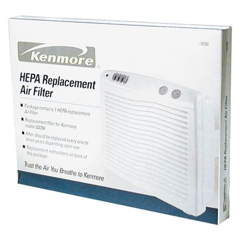 kenmore f k 1 replacement hepa filter for medium room air purifier 03283395000 shop your way