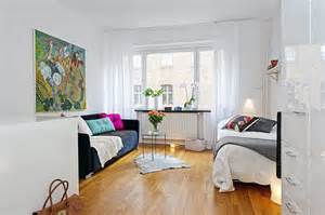 simple idea to decorate small apartment for single