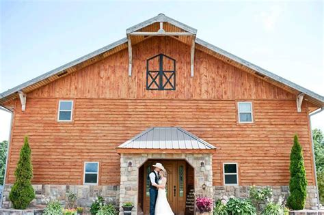 Timberline Barn timber line barn venue buffalo mo weddingwire