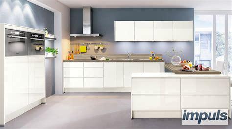Impuls Küchen Arbeitsplatten k 252 chen und k 252 chenschr 228 nke impuls
