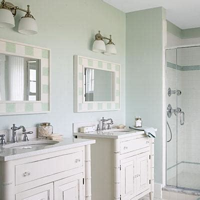 seafoam green bathroom ideas towel ladder cottage bathroom echelon custom homes