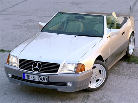 mercedes models mercedes sl 1995 3d model buy mercedes sl 1995