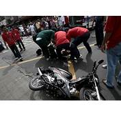 Road Deaths In PH Most Are Motorcycle Riders Pedestrians