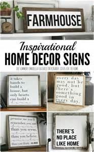 Decorative Signs For Your Home M 225 S De 1000 Ideas Sobre Home Decor Signs En Pinterest