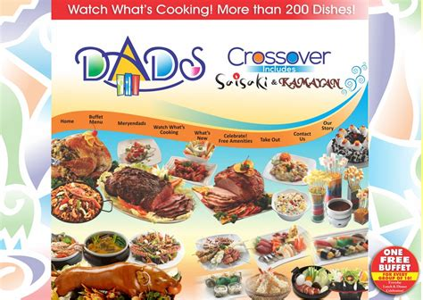 dads food 10 buffet restaurants to celebrate special occasions foodfindsasia