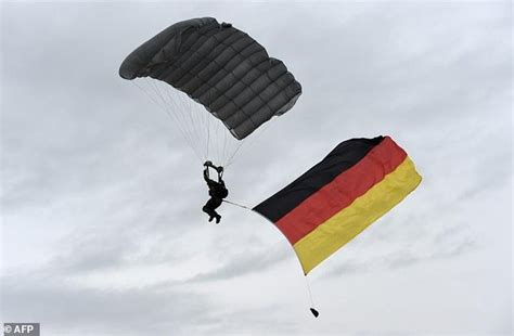 Owes To Airborne by Germany Rejects S Claim It Owes Nato And U S