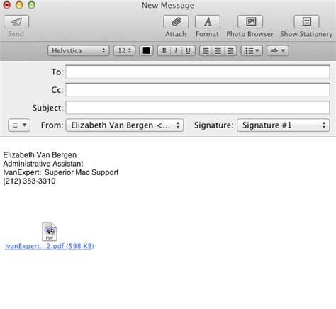 email layout erstellen mac image gallery inline attachments