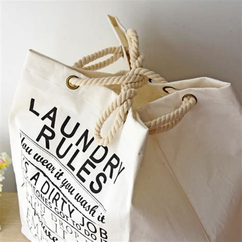 White Laundry Bags With Handles Sierra Laundry Make A Laundry With Handles